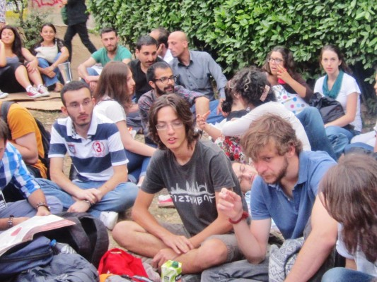 Taksim Gezi Parkı İzlenimleri (2)