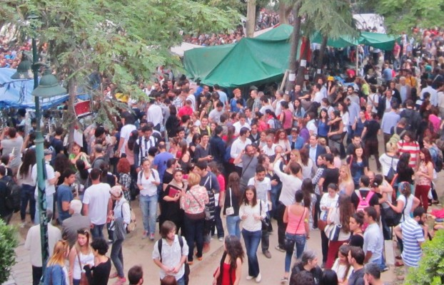 Taksim Gezi Parkı İzlenimleri (31)