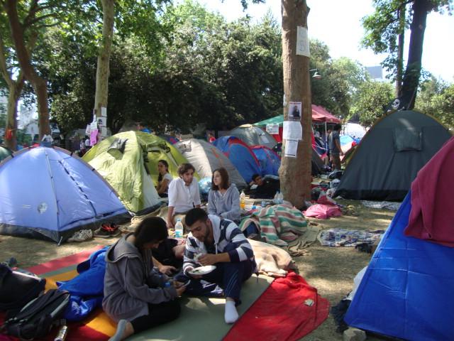 Taksim Gezi Parkı  (4)