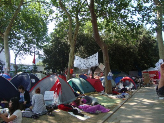 Taksim Gezi Parkı  (6)