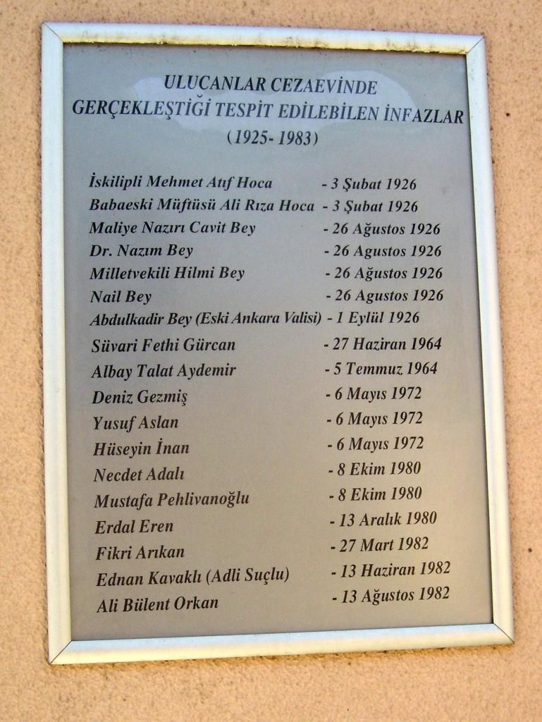 Halit Çelenk'in Ulucanlar'ı (20)