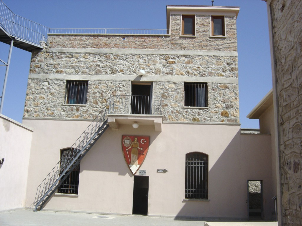 Ulucanlar Cezaevi Müzesi -Deniz ve arkadaşlarının Hiltonu
