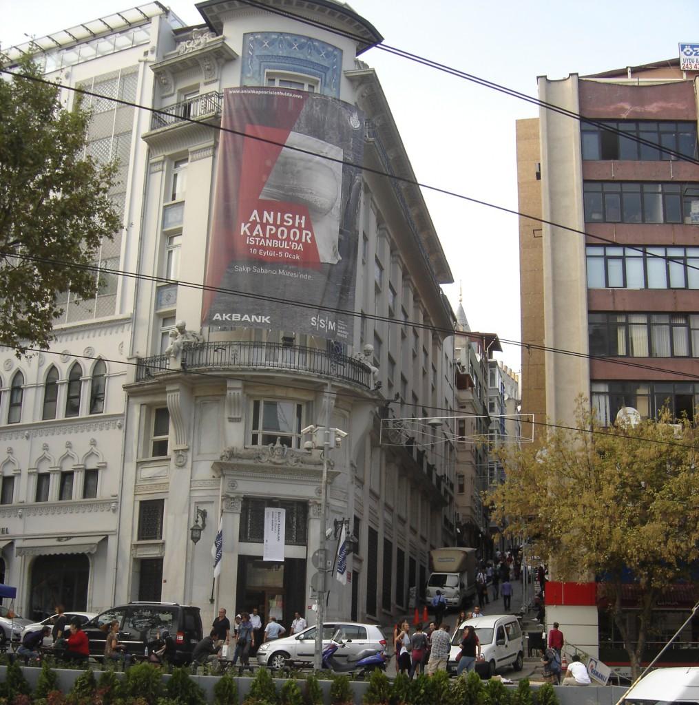 Antik Galata Karaköy