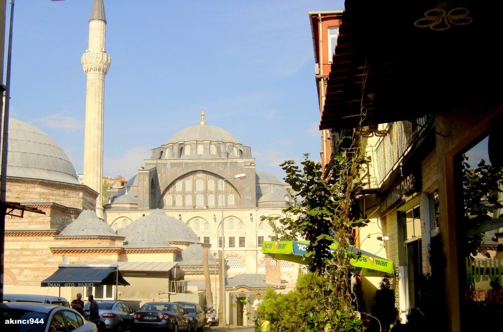 Tophane Kılıç Ali Paşa Camisi