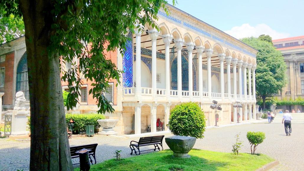 İstanbul Arkeoloji Müzeleri-Çinili Köşk Müzesi