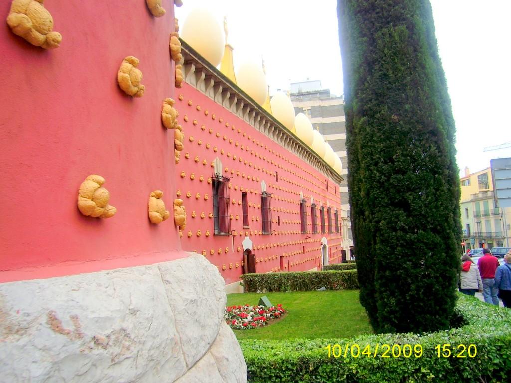 Dali Theatre Museum İspanya