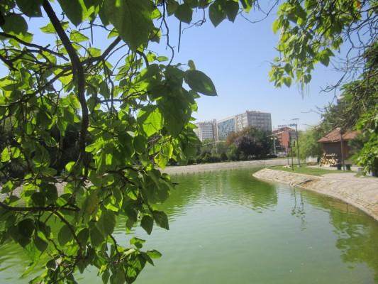 Abdi İpekçi Parkı