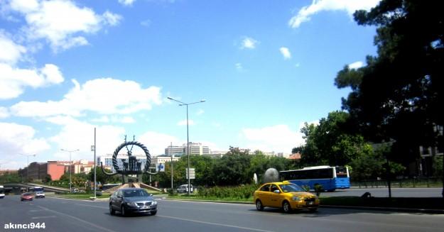 Abdi İpekçi Parkı Ankara