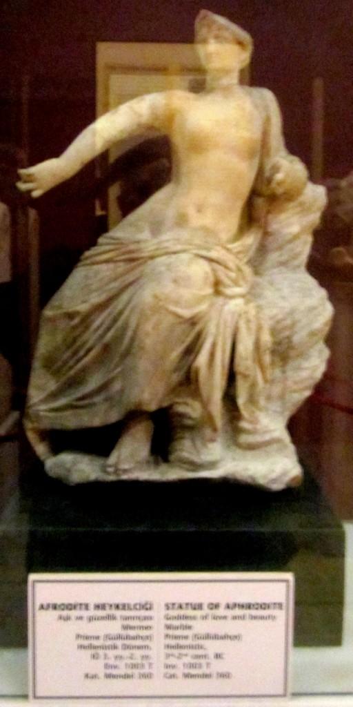 Anadolu Antik çağ mimarisi (Afrodit)