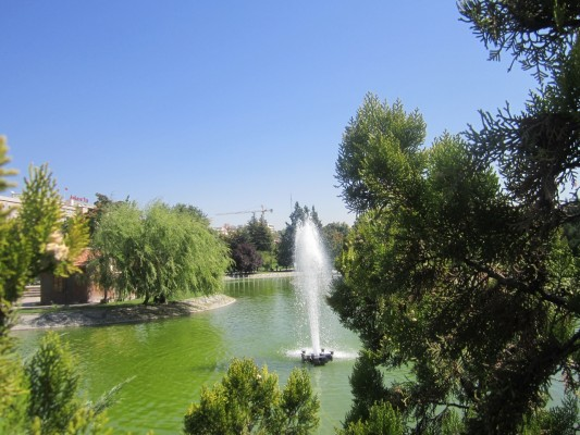 Ankara Abdi İpekçi Parkı 2