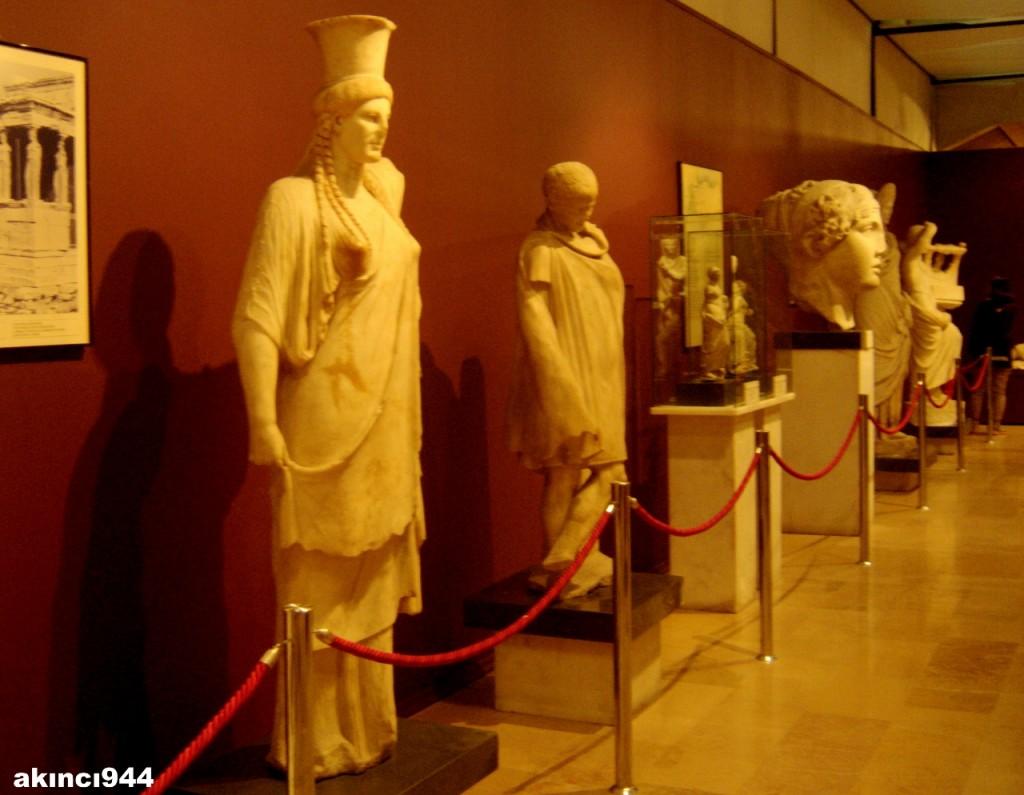Anadolu Antik dönem mimarisi