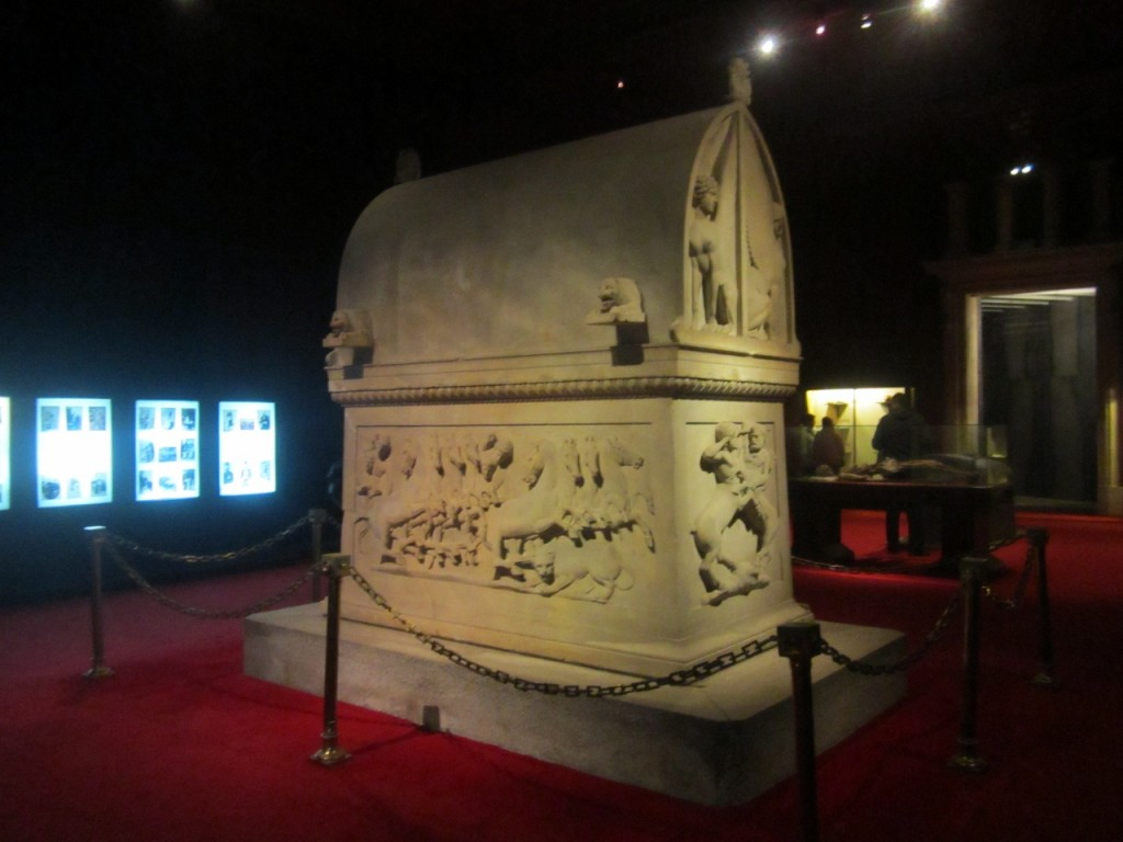 Sidon Kral Nekropolü