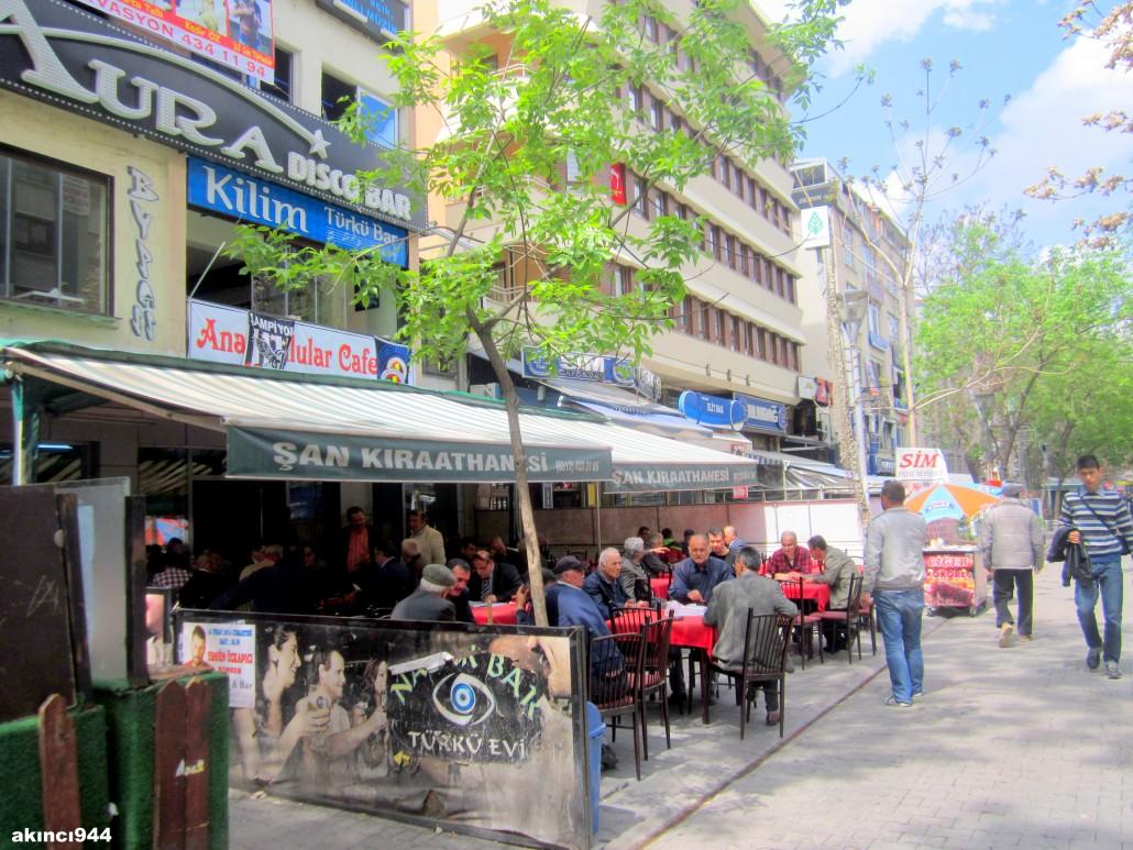 Kızılay Sakarya Caddesi