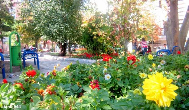 Zafer Park Atatürk Bulvarı