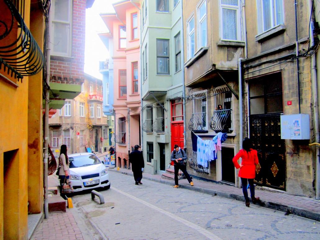 Ayvansaray-Balat-Fener
