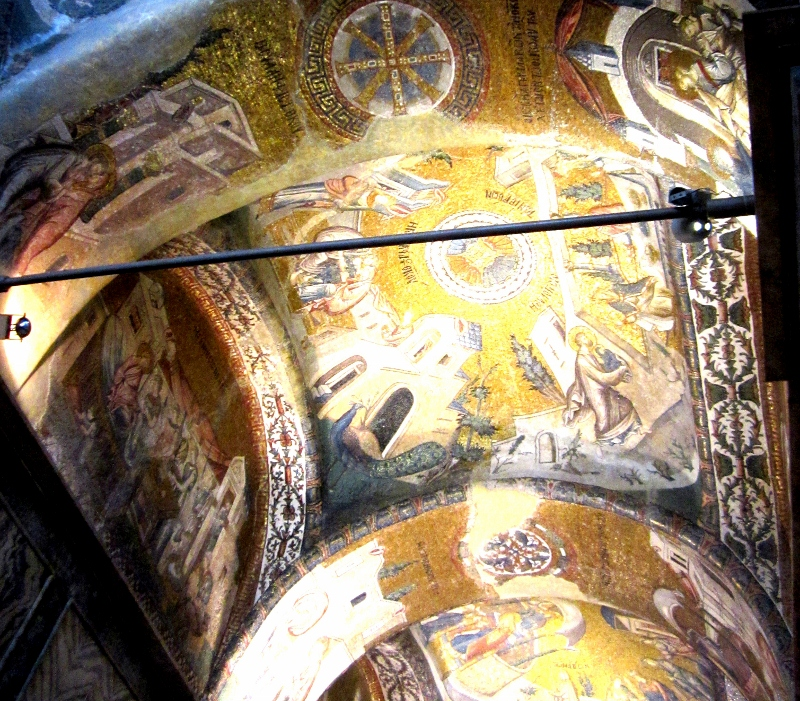 Kariye Müzesi ve İsa'nın hayatı