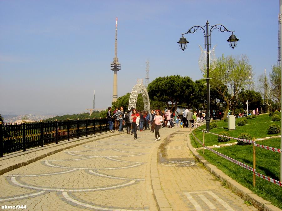 Büyük Çamlıca İstanbul