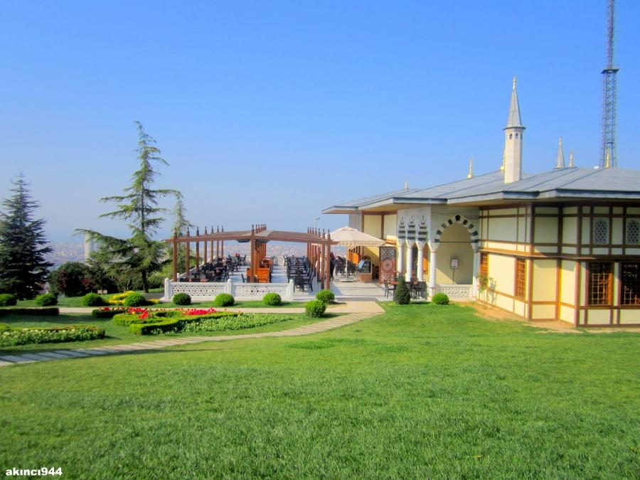 Küçük Çamlıca İstanbul