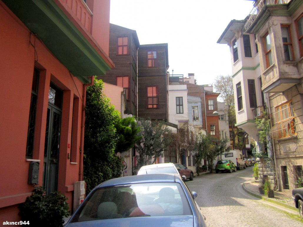 Kuzguncuk Üryanizade Sokak