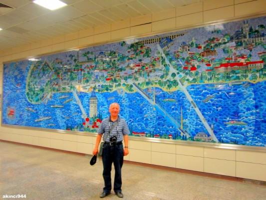 Metro Sanat Panoları