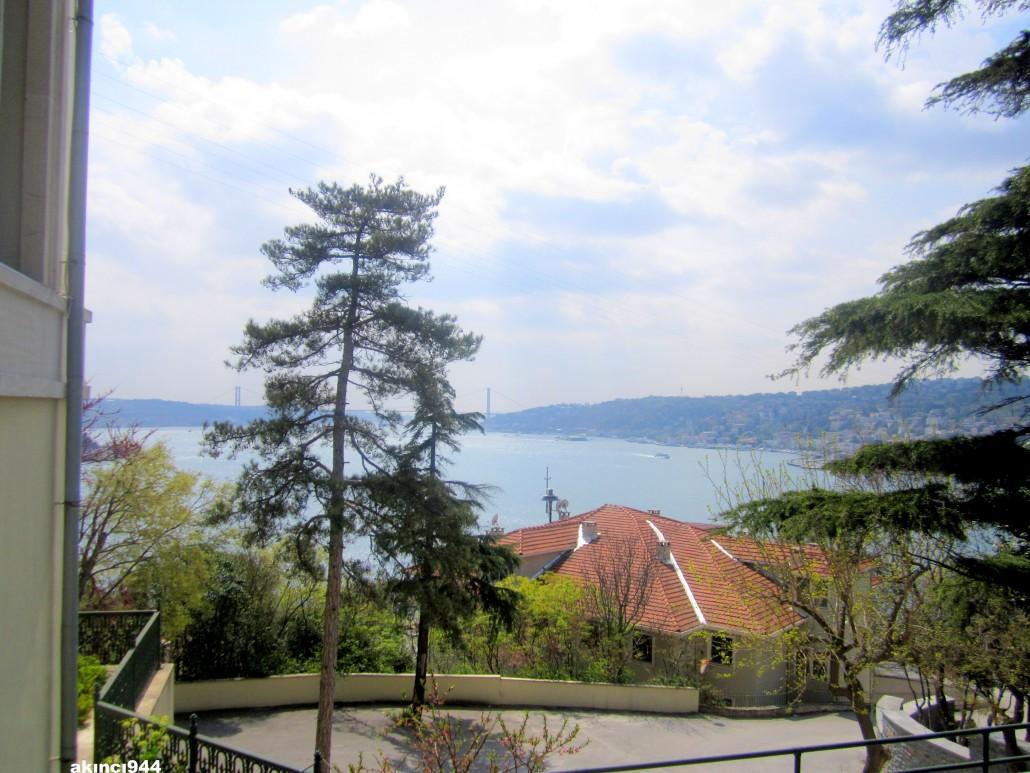 Adile Sultan Sarayı Kandilli İstanbul'dan Boğaziçi