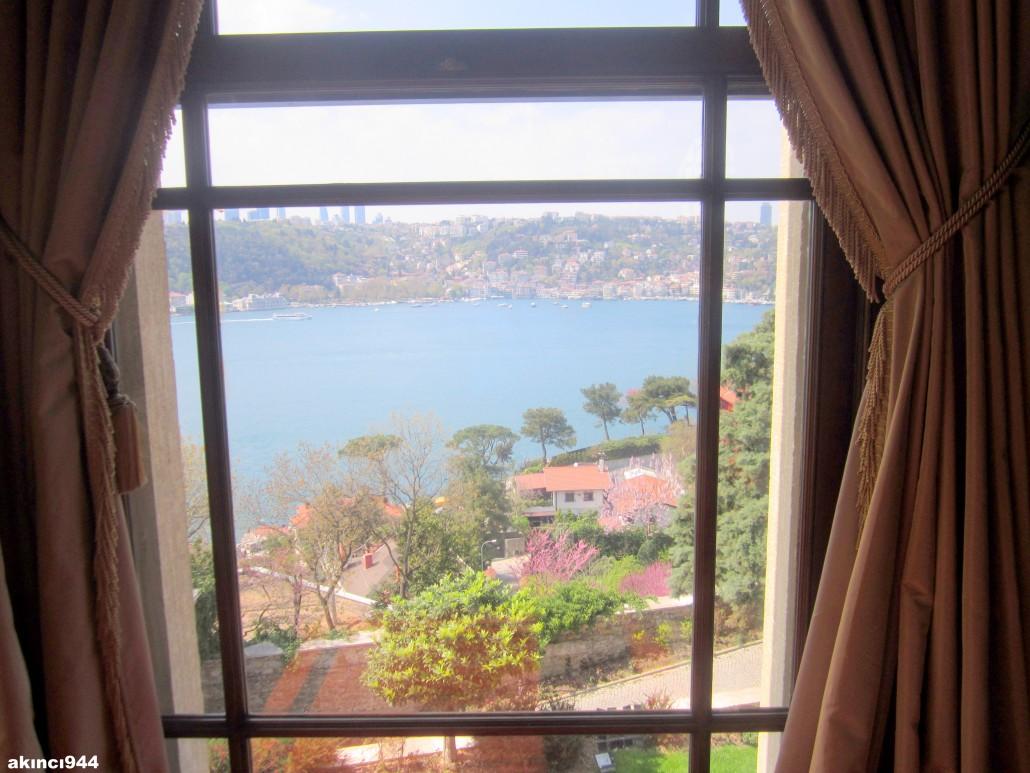 Adile Sultan Sarayı Kandilli İstanbul'dan Boğaziçi ve İstinye