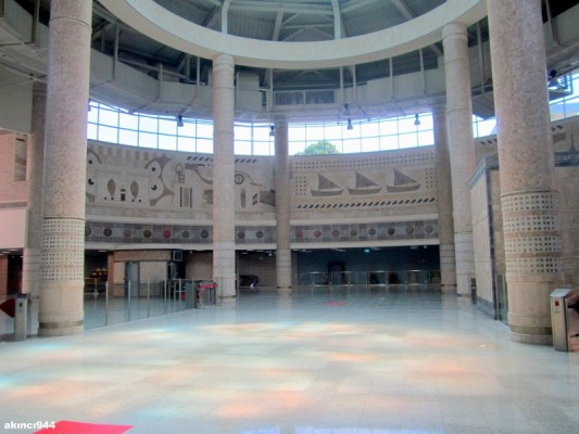 Marmaray Yenikapı İstasyonu