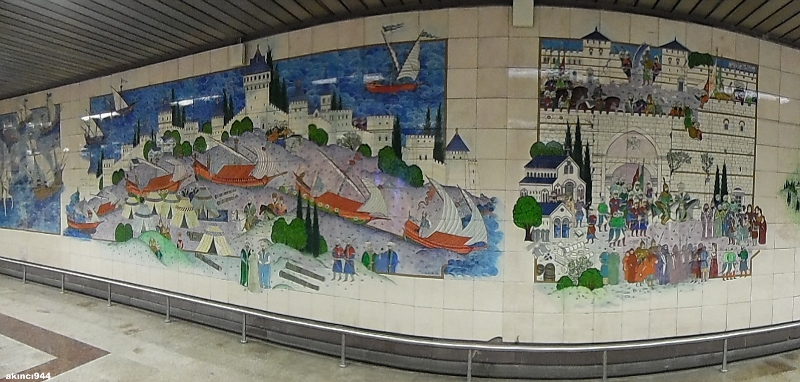 Taksim Metro İstasyonu