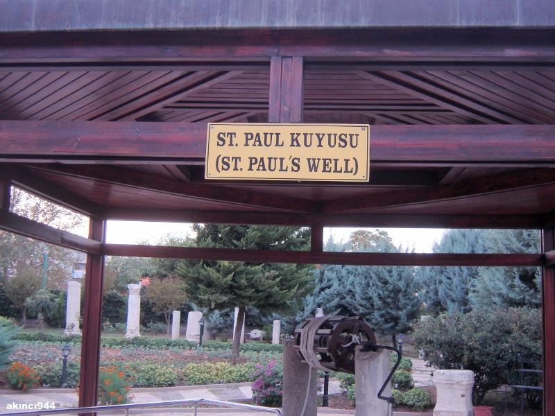 Tarsus St. Paul Kuyusu