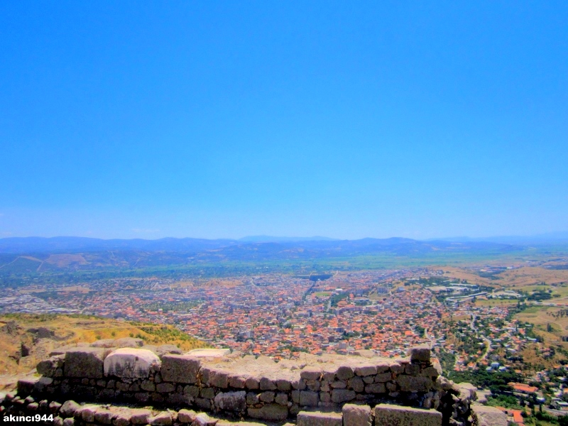 Akropolden Bergama