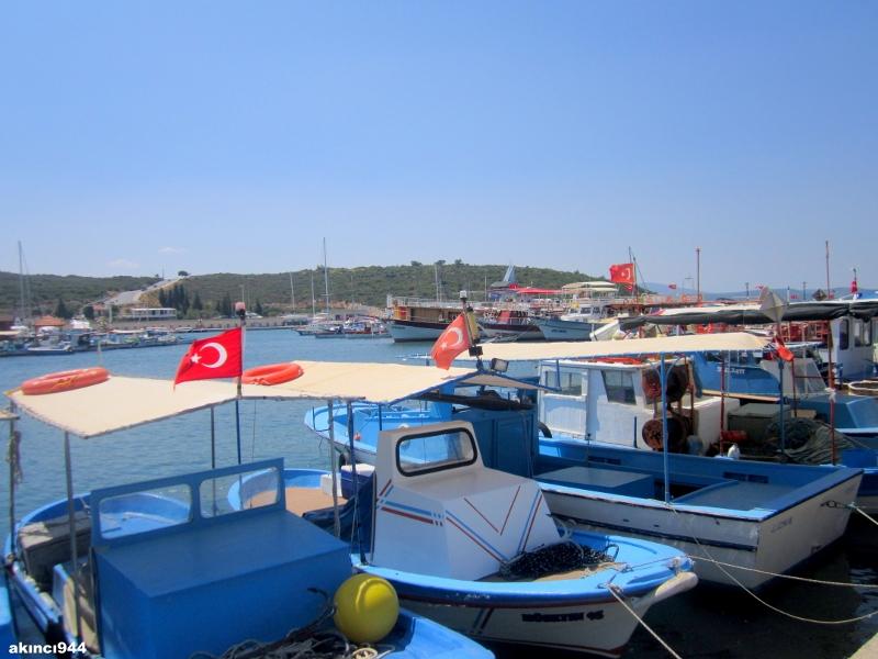 İzmir Sığacık Teos