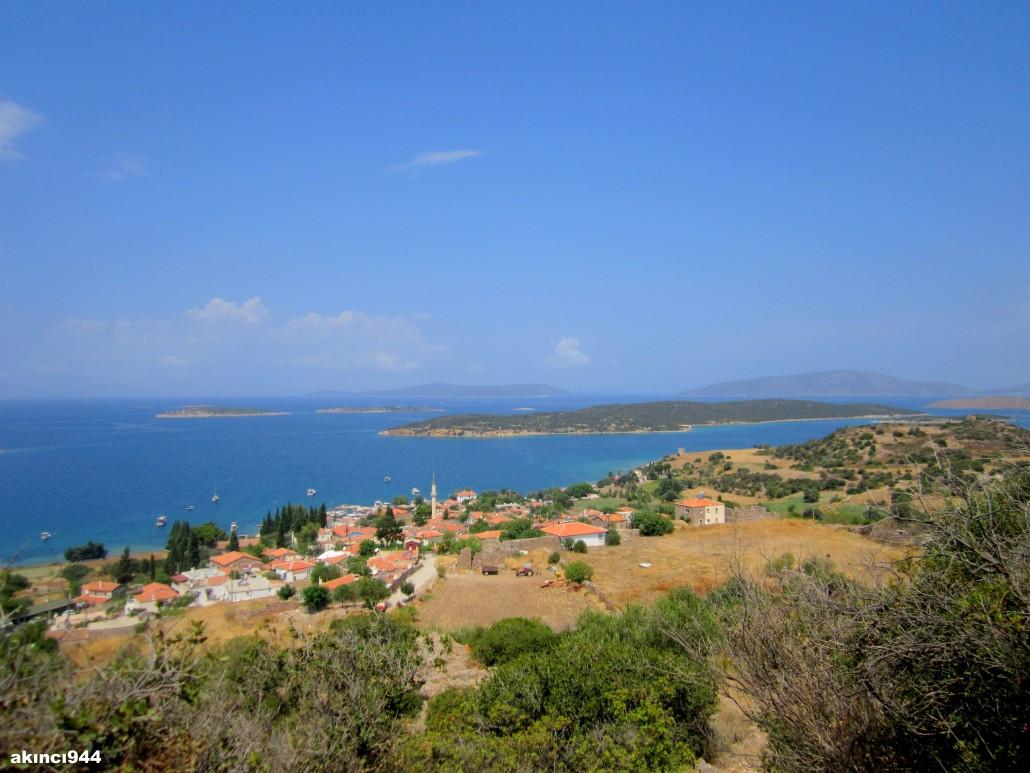 Erythrai (Ildır) Antik Kenti