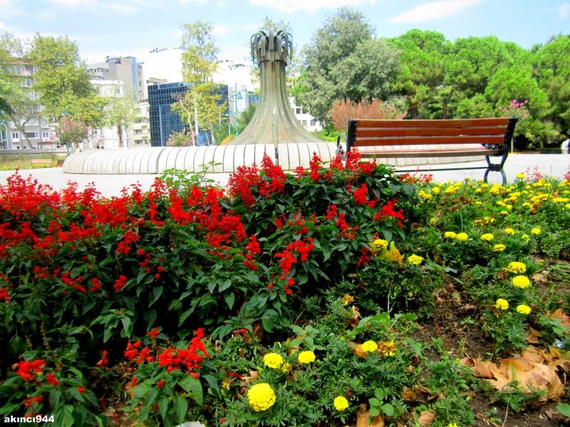 Taksim Gezi Parkı İstanbul