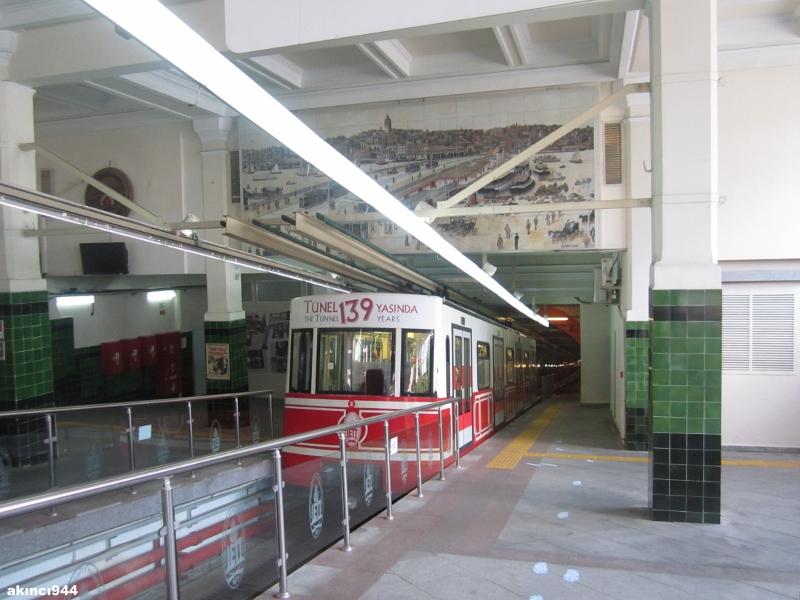 Tünel Beyoğlu İstanbul