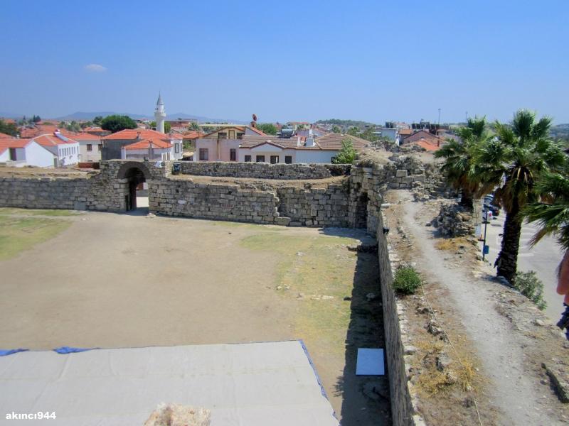 Çeşme Yarımadası Seferihisar Sığacık Teos Kalesi