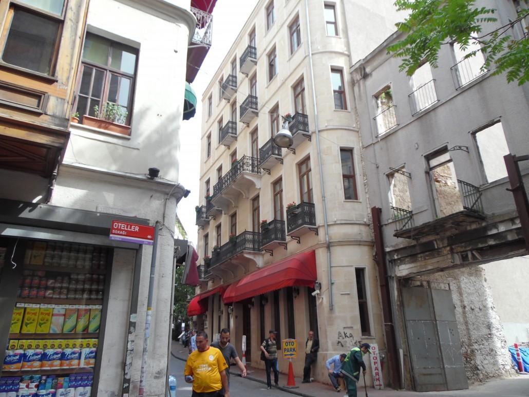 Beyoğlu İstanbul