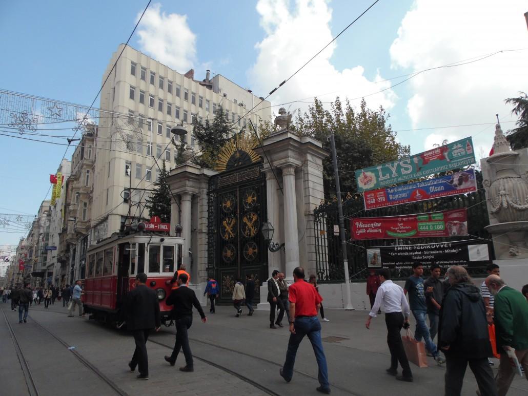 Galatasaray Lisesi Beyoğlu İstanbul