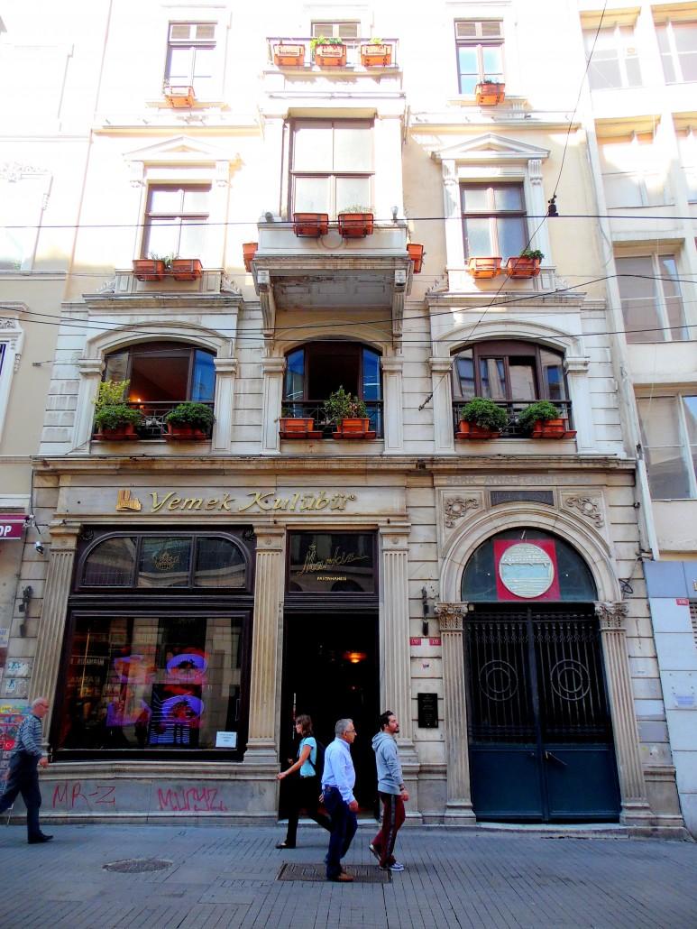 Beyoğlu Markiz Pastanesi (5)