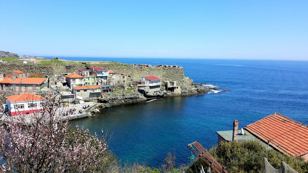 Garipçe Köyü Sarıyer İstanbul