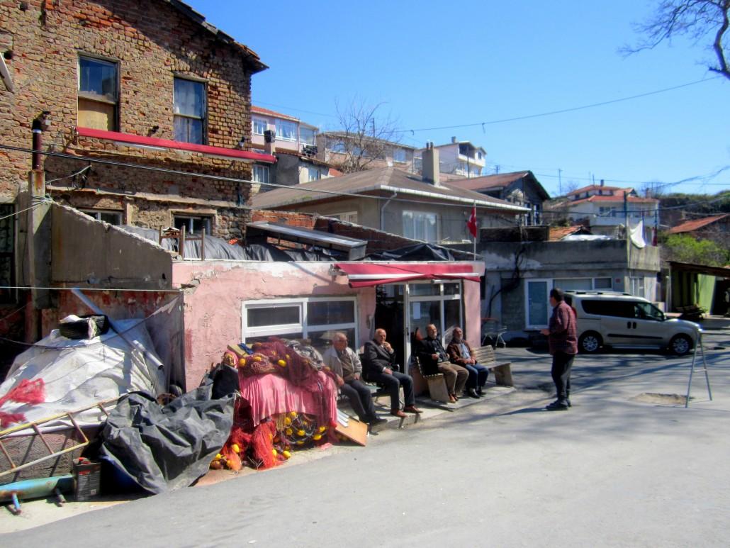 Sarıyer-Garipçe Köyü İstanbul