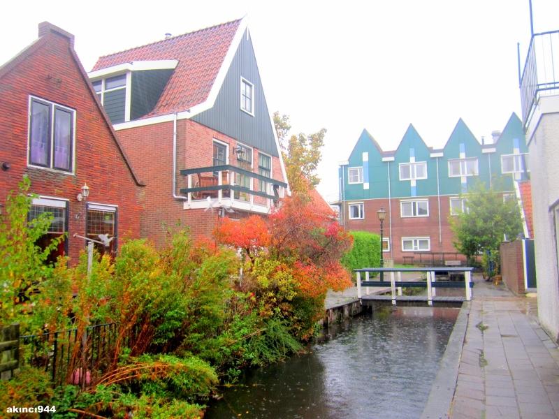 Volendam Kuzey Hollanda