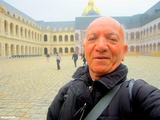 Paris Anıları-Les İnvalides