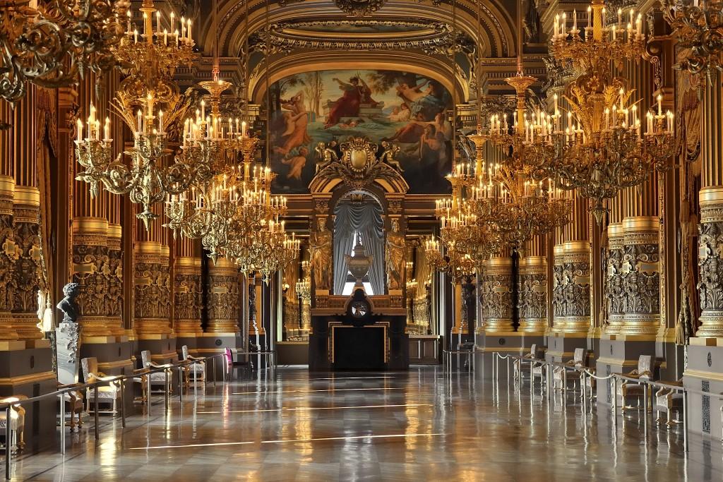 Opera Garnier-Büyük Fuaye