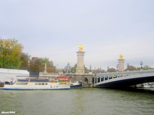 Seine Nehri Paris