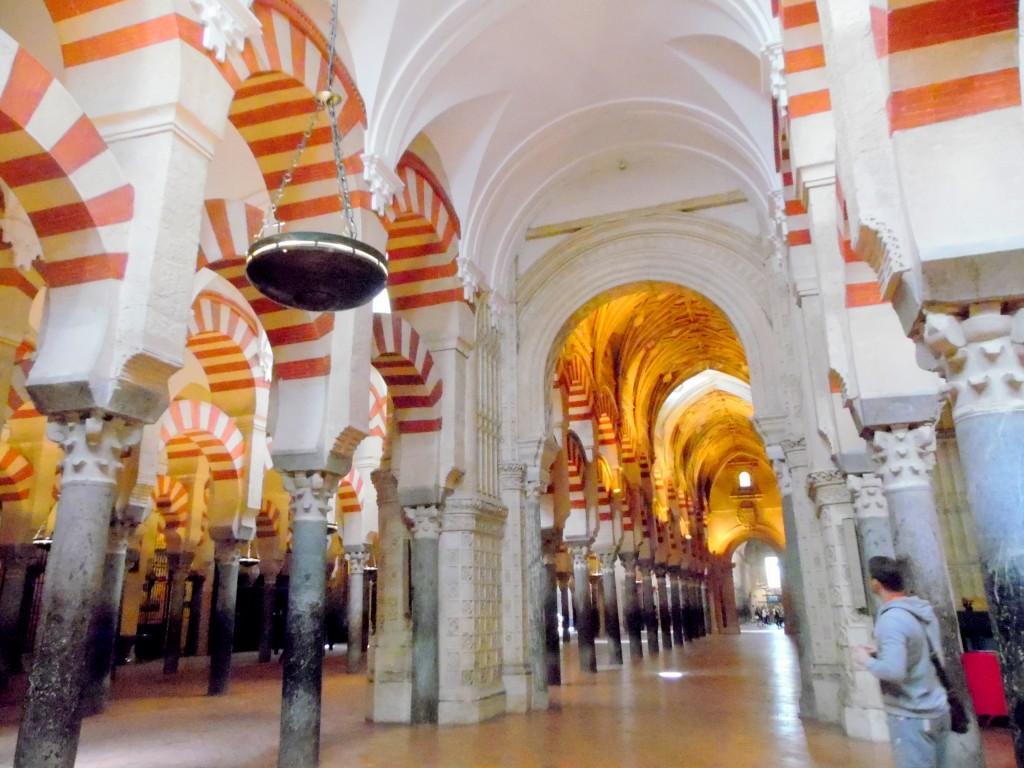 Cordoba Katedrali Mezquita -Kurtuba Ulu Camii Cordoba'nın