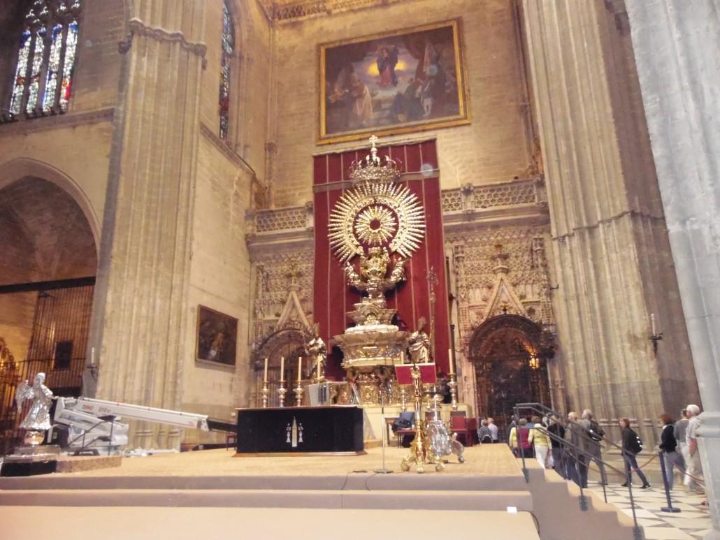 Sevilla Katedrali Endülüs