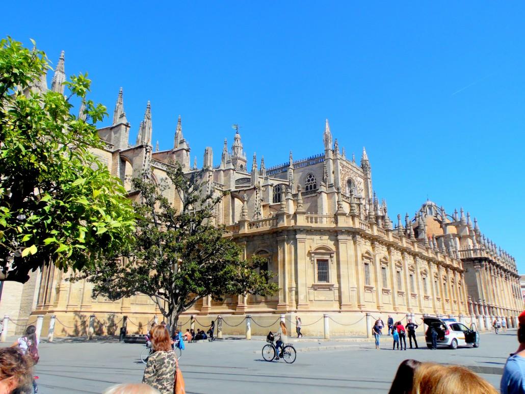 Akinci 944 sevilla katedrali end l s - Nouveau sevilla ...