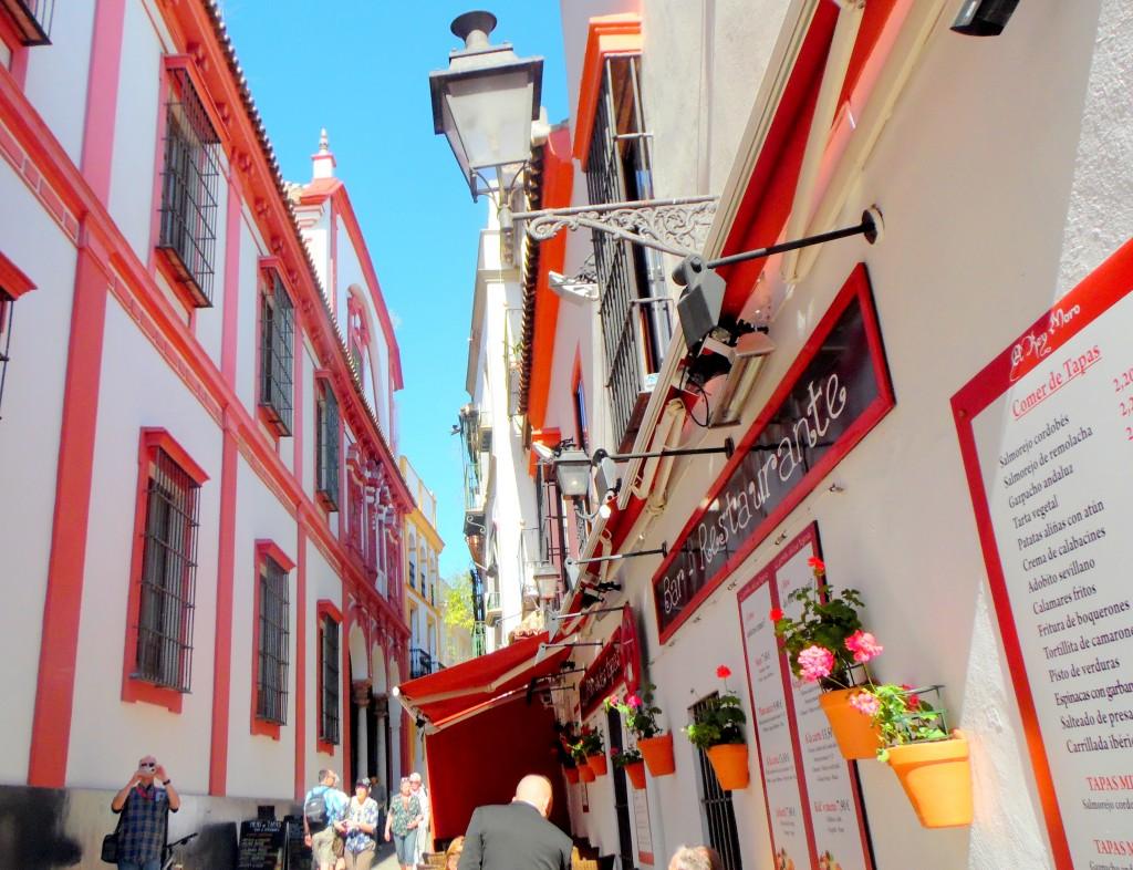 Sevilla Endülüs İspanya