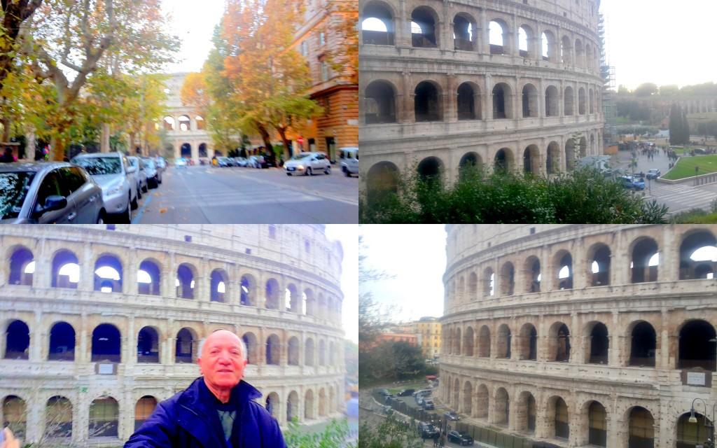 Roma'ya giriş ve Kolezyum-002