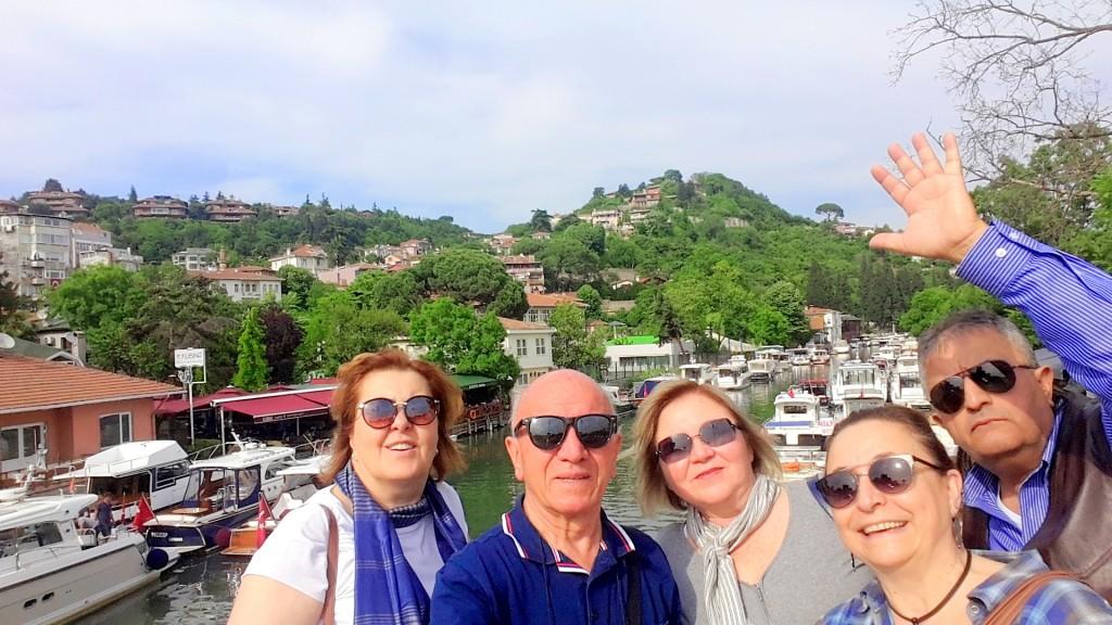 Göksu Nehri Anadoluhisarı İstanbul